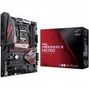 Matična ploča Asus ROG Maximus X Hero Baza Intel® 1151v2 Faktor oblika ATX Set čipova matične ploče Intel® Z370