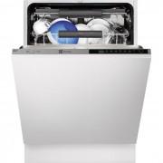 Masina de spalat vase Electrolux ESL8316RO, Complet Incorporabil, 15 Seturi, Clasa A++, Latime 60 cm, 6 Programe, 5 Temperaturi, Panou Comanda Gri