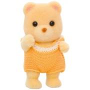Sylvanian Families baby doll bear bear family (japan import)