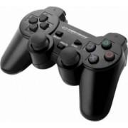 Gamepad Esperanza EGG107K Trooper PC PS3 Negru