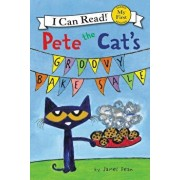 Pete the Cat's Groovy Bake Sale, Hardcover/James Dean