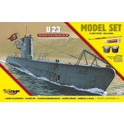 U23 German II WW submarine type IIB