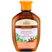 Green Pharmacy Body Care Tangerine & Cinnamon aceite de baño 250 ml