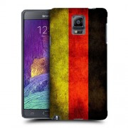 Husa Samsung Galaxy Note 4 N910 Silicon Gel Tpu Model Germany Flag
