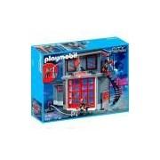 Playmobil Estação de Bombeiros - Sunny Brinquedos