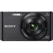 Digitalni foto-aparat Sony DSCW830, Crni