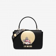 Love Moschino Look At Me Doll JC4307PP08KQ0000 Nero