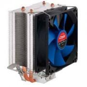 Вентилатор за процесор SP985S1-V2 Kepler универсален вентилатор за слот 1156/1366/775/754/939 - SP-FAN-SP985S1-V2