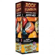 Rock Tumbler Refill - Rough Jasper of Nine Varieties 1lb