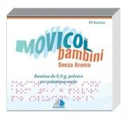 Norgine Italia Srl Movicol Bambini 6,9 G Polvere Per Soluzione Orale Senza Aroma 20 Bustine Ldpe/Al/Ldpe/Carta