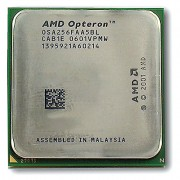 HPE BL465c Gen8 AMD Opteron 6344 (2.6GHz/12-core/16MB/115W) Processor Kit