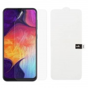 Samsung Soft Hydrogel Film Full Cover Front Protector for Galaxy A50