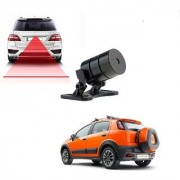 Auto Addict Car Styling Anti Collision Safety Line Led Laser Fog Lamp Brake Lamp Running Tail Light-12V Cars For Fiat Avventura