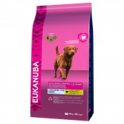 Eukanuba Adult Weight Control Large Breed csirke - 15 kg