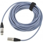 pro snake 17900 Mic-Cable 15m Grey