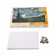 1000pcs Starry Sky Puzzle DIY Papel Apaisado Rompecabezas Juguetes Educativos
