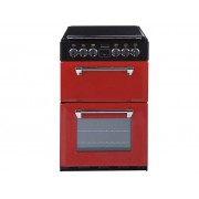 Stoves RICHMOND 550EJAL 550mm Mini Range Electric Cooker LED Display Jalapeno