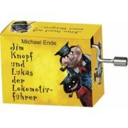 Flasneta Fridolin Jim Knopf Galben