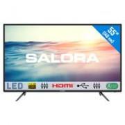 "Salora 1600 series Een 55"" (140CM) Full HD LED televisie met USB mediaspeler (55LED1600)"