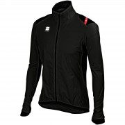 Sportful Hot Pack NoRain Jacket - XS - Black