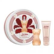 Classique Gift Set Jean Paul Gaultier 50 ml EDT SPRAY + body lotion 75 ml