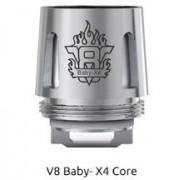 SMOK V8 Baby-X4 Quadruple Core изп. глава - 0.15 ома
