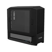 EVGA DG-85 Gaming Computer Case - ATX, EATX, Micro ATX, Mini ITX, SSI CEB, SSI EEB Motherboard Supported - Full-tower - Steel, Acrylonitrile Butadiene Styrene (ABS) - Gunmetal Grey - 17.01 kg