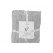 39.95 Poncho handduk, Meraki mini, Grå, 100% ekologisk bomull, l: 60 cm, b: 60 cm