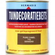 Tuindecoratiebeits 710 pure camel 750 ml