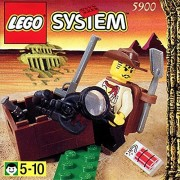 Lego 5900 Johnny Thunder