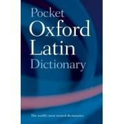 Pocket Oxford Latin Dictionary, Paperback