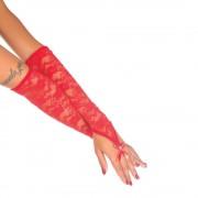 Luva Longa Sensual - Pimenta Sexy - Boutique Apimentada (Vermelho)