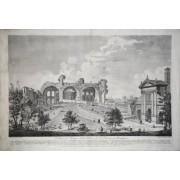 Veduta del Tempio della Pace e di S. Francesca Romana Giovanni VOLPATO [ ]