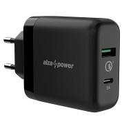 AlzaPower Q200C Quick Charge 3.0 Black