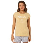 Rip Curl Sun Chaser Tee Light Yellow