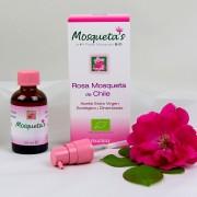 Mosqueta's Aceite de Rosa Mosqueta Bio Dinamizado (30ml.)