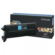 Lexmark Originale Optra C 920 Toner (C9202CH) ciano, 14,000 pagine, 1.44 cent per pagina - sostituito Toner C9202CH per Optra C920