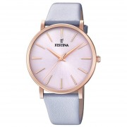 Reloj F20373/1 Celeste Festina Mujer Boyfriend Collection Festina