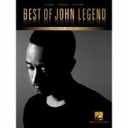 Hal Leonard - Best Of John Legend