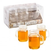 """""""Hillbilly Shooters Set of 3"""""""