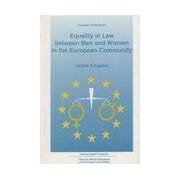 Equality in law between men and women - Christopher McCrudden - Livre