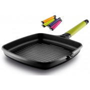 Asador Grill induction 22 x 22 cm