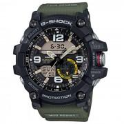 Casio g-shock GG-1000-1A3 reloj mens mudmaster - verde y negro