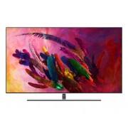 Samsung Tv 75'' Samsung Qe75q7fnat Qled Serie 7 Q7fn 2018 4k Ultra Hd Smart Wifi 3200 Pqi Hdmi Usb Refurbished Silver / Inox