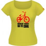 Biciclist - M - Galben - Adler