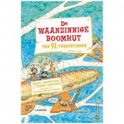 Basic Boek De Waanzinnige Boomhut Van 91 Verdiepingen