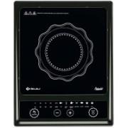 Bajaj 1200 Watt induction balck Induction Cooktop(Black, Push Button)
