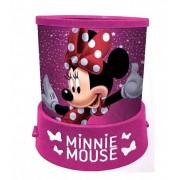 Lampa cu proiectie portabila, Minnie Mouse