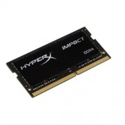 Kingston 16GB DDR4-2400MHz SODIMM CL14 HyperX Impact Black Series