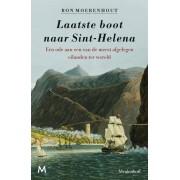 Reisverhaal Laatste boot naar Sint-Helena | Ron Moerenhout